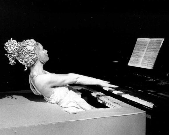 Cornelia Melián - Micro Oper München - From Satiesfactory
